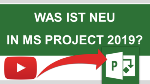 Neu in MS Project 2019