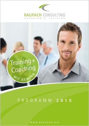 Schulungs-Programm Raupach Consulint